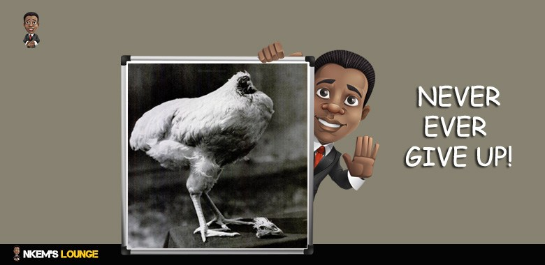 Get Gingered – The Story of Mike The Headless Chicken